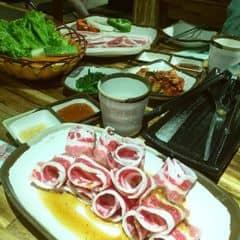 Thịt nướng hàn quốc của Mie Mie tại Gogi house - Nguyễn Thái Học - 58534