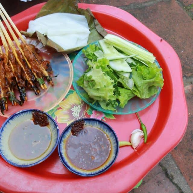 Thịt xiên nướng của Tung Vu tại Thịt nướng Hội An - 161782
