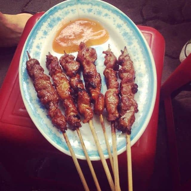 Thịt xiên nướng Triệu Việt Vương - 172 Triệu Việt Vương, Quận Hai Bà Trưng, Hà Nội