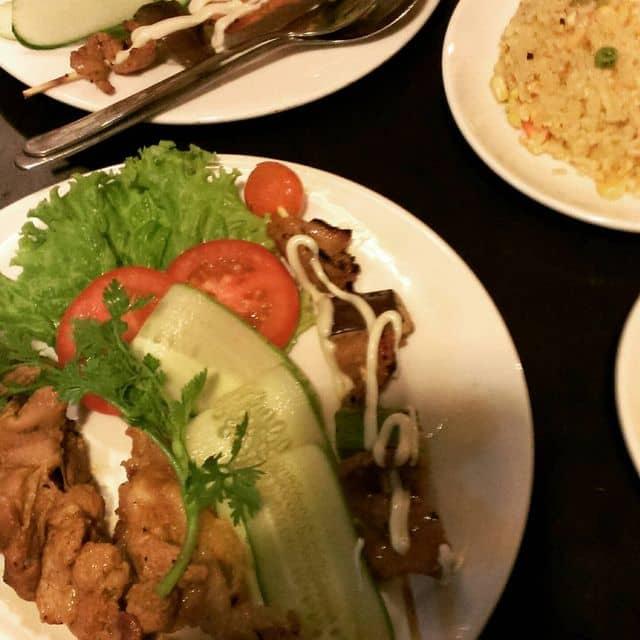 Thịt xiên nướng của Pham Thi Minh Phuong tại Pizza Hut - Parkson CT Plaza - 94868