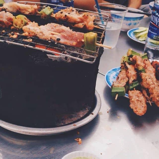 Thịt xiên nướng của Ân Phạm tại Panda BBQ - Chi nhánh Nguyễn Tri Phương - 96991