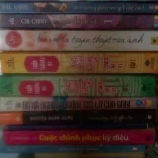 Tiểu thuyết  của huyenpu tại Hồ Chí Minh - 2952456