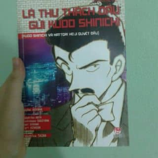 Tiểu thuyết Conan của jdhdhdjj tại Lào Cai - 871762
