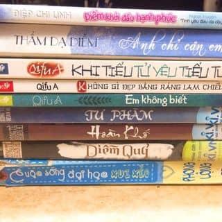 Tiểu thuyết Đam Mỹ của phuongnnx16 tại Hồ Chí Minh - 3563328