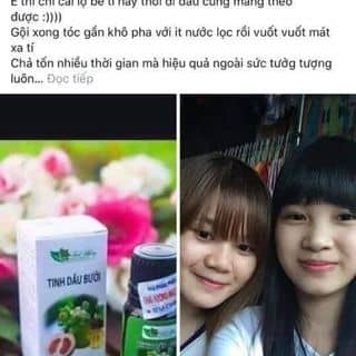 Tinh dầu BƯỞI giảm rụng tóc, kích thích mọc tóc của cogaimattroi201090 tại Ninh Bình - 1530319