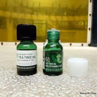 Tinh dầu tràm trà The Body SHop Tea Tree Oil của pupu58 tại Ninh Thuận - 3029581