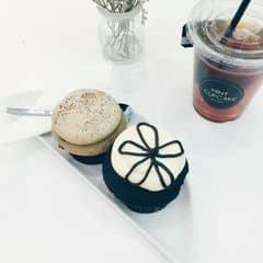 Tiramisu và chocolate của Nguyễn Thảo tại Mint Cupcake Creation - Nguyễn Thái Học - 977698