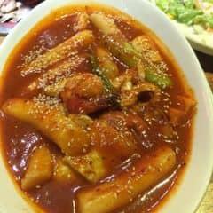 tokkboki hải sản của Sơn Bống tại Gogi House - Hai Bà Trưng - 317562