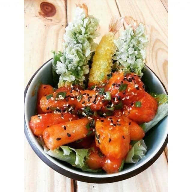 Tôm sốt tok chua ngọt của Mun tại Skinbar - Tokkie in city - 43232