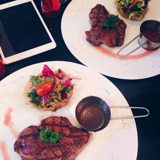 Top blade bò mỹ của Ngọc Hí tại Topping Beef Steakhouse - 7512