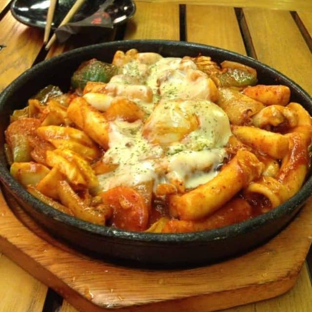 Topokki phô mai của Thảo Nguyễn tại Kwan Korean Casual Dining - Phú Mỹ Hưng - 73576