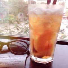 Trà đào của Linh Kun's tại Urban Station Coffee Takeaway - Xuân Thuỷ - 243937