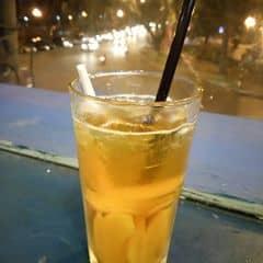 Trà đào của Tâm Đỗ tại Urban Station Coffee Takeaway - Quang Trung - 433778