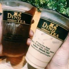 Trà đen chanh ❤️ Trà sữa của Bea tại Ding Tea - Cộng Hoà - 735167