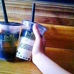 Trà hoa nhài + trà sữa trân châu của Linh Lê tại Ding Tea - Phạm Ngọc Thạch - 269911