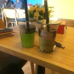 Trà kiwi + trà xanh của Xin Giấu Tên Xấu tại Ding Tea - Hồ Tùng Mậu - 284914