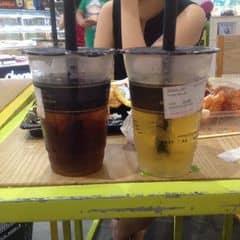 Trà  mật ong và trà ô long của Nguyễn Huyền tại Ding Tea - Nguyễn Du - 314532