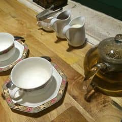 Trà nhài Jasmine Green Tea của Msbichtuyen tại The Jade Bakery  - 316566