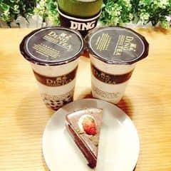 trà sữa & bánh của yuumiinguyen tại Ding Tea - Cộng Hoà - 1099102