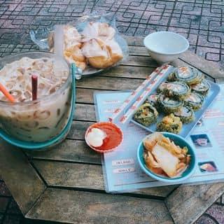 Trà sữa bailey , kim bab chiên  của anna.cool tại 6 Quang Trung, Thành Phố Nha Trang, Khánh Hòa - 1106669