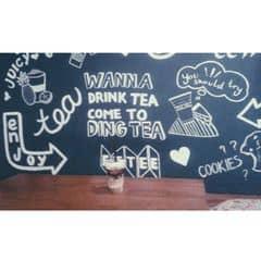 ding tea. M thích vị trà xanh nhật bản uống thơm mùi trà mát mát. Vị chanh leo chua quá >_< giá thì cao nhưng xứng đáng vs tiền m bỏ 👏👏👏👏
