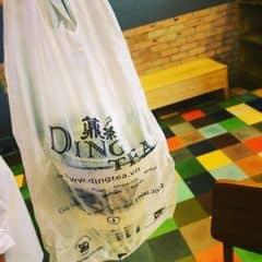 Trà sữa hoa nhài trân châu, trà sữa nha đam của An Vyy Nguyễn tại Ding Tea - Hàng Cót - 413644