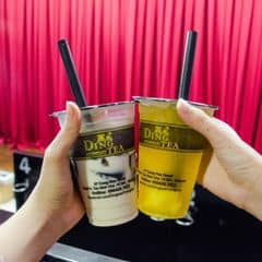 Ding Tea  Cộng Hoà - Café/Trà sữa - lozi.vn