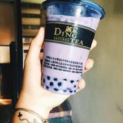 Trà sữa khoai môn của Lê Phương Hà tại Ding Tea - Thái Hà - 295127