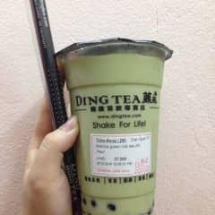 Trà sữa matcha trân châu của Thu Hoai Nguyen tại Ding Tea - Hàng Cót - 399952