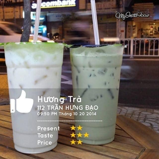 TRÀ SỮA HƯƠNG TRÀ - CN Trần Hưng Đạo - 112 Trần Hưng Đạo, Quận 5, Hồ Chí Minh