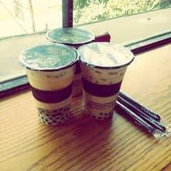 Trà sữa pudding của Phương Thảo tại Ding Tea - Đào Tấn - 99414