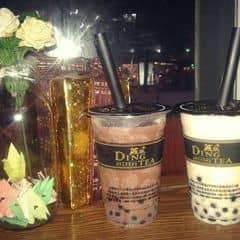 Trà sữa socola trân trâu + Trà nhài trân trâu của Yếnn Hải tại Ding Tea - Cầu Giấy - 287909