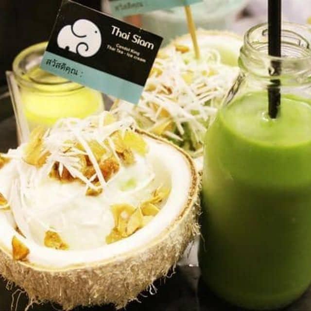 Trà sữa thái lan của Đức Trần tại Thái Siam - Lò Đúc - 6812