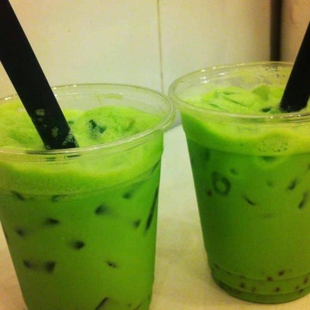 Trà sữa thái xanh của Lyn Vy tại Bếp Của Mẹ - 57559