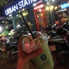 Trà sữa, Trà sữa Thái, Matcha Latte của IJack Le tại Urban Station Coffee Takeaway - Chùa Láng - 968915