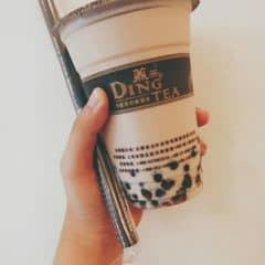 Trà sữa trân châu của Nguyen ThiMai tại Ding Tea - Trần Duy Hưng - 1283909