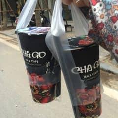 Trà sữa trân châu QQ & trà thiết quan âm của Nga Hằng tại ChaGo Tea & Cafe - Hàng Buồm - 427042