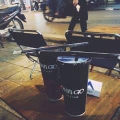 Trà sữa trân châu sợi QQ  của Hạnh Híp tại ChaGo Tea & Cafe - Hàng Buồm - 1060276