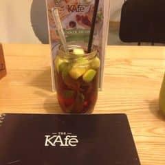 Trà táo bạc hà và trà thái xanh của Thu Thảo tại The KAfe - Nguyễn Chí Thanh - 269726