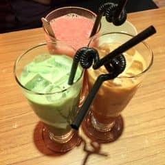 Trà thái xanh- trà thái đỏ-nước ép dưa hấu của Nga Quỳnh tại Thai Express - Đinh Tiên Hoàng - 221447
