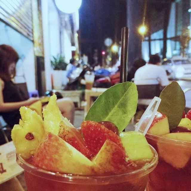 The Juice Bar - 16 Phạm Ngọc Thạch, phường 6, Quận 3, Hồ Chí Minh