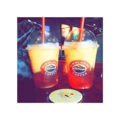 Trà xoài của Hương Xoài tại Highlands Coffee - Pacific Place - 34101