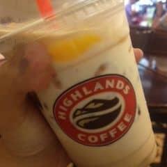 Trà xoài của Kimm Ngânn tại Highlands Coffee - Hoàng Đạo Thúy - 78271