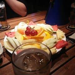 trái cây  của Lê Vân tại Vuvuzela Beer Club - Vincom Thủ Đức - 300110