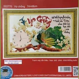 Tranh thêu chữ thập của zinzin1234 tại Hà Tĩnh - 1522090