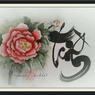 Tranh thư họa của thuphapthienhoa tại Chợ Trà Vinh, phường 3, Thị Xã Trà Vinh, Trà Vinh - 1293390