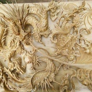 Tranh tứ linh của nguyenhien617 tại Chợ Đêm Đà Lạt, Thành Phố Đà Lạt, Lâm Đồng - 1413690