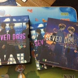 """Truyện """"Seven Days"""" của ntnk12345 tại Bắc Giang - 899174"""