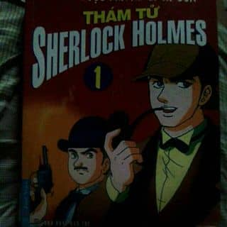 Truyện tranh Sherlock Holmes tập 1 của trongphuc99 tại Hồ Chí Minh - 3533623