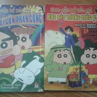 Truyện tranh shin- cậu bé bút chì của moonmoon127 tại Hà Tĩnh - 3804598